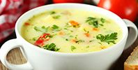 Romania, Cheeseburger Chowder, Soup, Soups