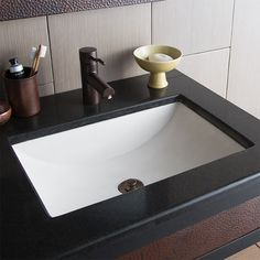 Cabrillo - NativeStone® Sinks - Bathroom