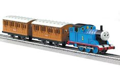 Lionel Thomas And Friends O-Gauge Train Set. Great Train Track to enjoy around the tree at Time. Lionel Train Sets, Christmas Deals, Christmas Time, Ho Model Trains, N Scale Trains, Hobby Trains, Electric Train, Thomas The Tank, Tracking System