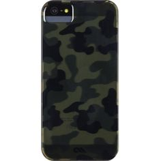 CASE-MATE Barely There Urban Camo iPhone 5 case (61 CAD) ❤ liked on Polyvore featuring accessories, tech accessories, phone cases, phone, cases, iphone, case-mate, iphone case, apple iphone cases et iphone cover case