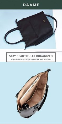 """Lightweight and beautifully designed with 100% Italian leather and modern aesthetics - Meet Midi, a tote that fits your 13"""" laptop and everyday essentials using specially engineered lining and two types of straps so that you can stay hands free wherever life takes you. It's your go-to tote for work, life and travel."""