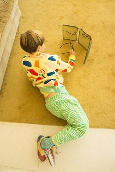 Bobo Choses SS 2016: 'Der Blaue Reiter' - Soon on marmouset-orleans.com