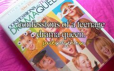Watch confessions of a teenage drama queen