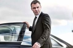Chris Vance in The Transporter