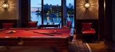 Ck billiard room