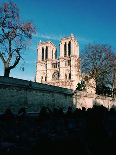 Je vous emmène avec moi lors de mon petit séjour parisien!