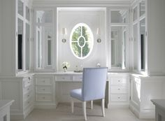 Her Closet ~ Lynn Morgan Design in Greewich, CT.