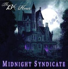 The 13th Hour Midnight Syndicate Haunted Sounds CD from Birthday in  a Box.  There is nothing better suited for a  haunted house then this The 13th Hour Midnight Syndiate CD  featured in some of the biggest haunted houses in the world.  Get your rebate from RebateGiant.