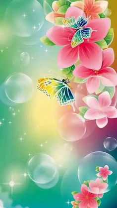 hd wallpaper Butterfly Wallpaper Iphone, Flower Background Wallpaper, Scenery Wallpaper, Wallpaper Pictures, Cellphone Wallpaper, Flower Backgrounds, Wallpaper Backgrounds, Beautiful Flowers Wallpapers, Beautiful Nature Wallpaper