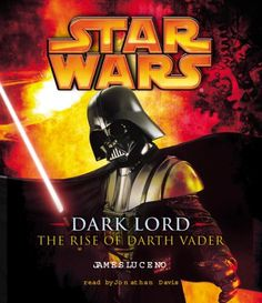 Star Wars: Dark Lord - The Rise of Darth Vader:   Throughout the galaxy, it was believed that Jedi Knight Anakin Skywalker–the Chosen One–had died on Coruscant during the siege of the Jedi Temple. And, to some extent, that was true. Anakin was dead.brbrFrom the site of Anakin Skywalker's last stand–on the molten surface of the planet Mustafar, where he sought to destroy his friend and former master, Obi-Wan Kenobi–a fearsome specter in black has risen. Once the most powerful Knight eve...