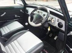 Image result for classic mini cooper interior