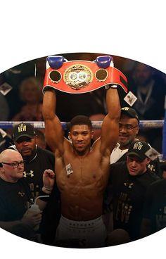 Anthony Joshua Boxing World Champion