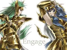 lost Canvas: Degel y kardia