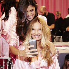 Beauty Tips and Truths, Straight From Victoria's Secret Angels (and Their Hair and Makeup Pros): Lipstick.com