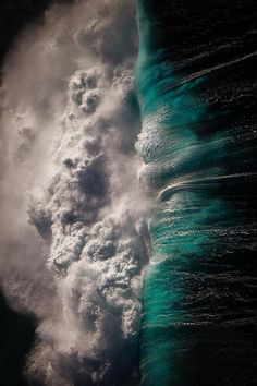 """opticcultvre: """" raycollinsphoto ~ A rumbling watery avalanche from above… www.RayCollinsPhoto.com """""""