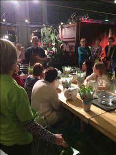 Margriet Winterfestival 2016 workshop 1