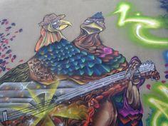 Street Art in Paris: Some Fascinating Examples in Pictures: Street Art Maverick Marko 93 Talks Inspiration