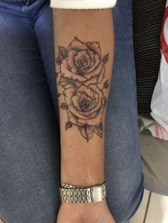 #tattoo #rosas