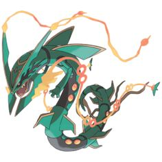 Official Artwork from Pokemon Omega Ruby and Alpha Sapphire versions on the Nintendo including Pokemon in Mega Evolution Form, Pikachu Cosplaying and more! Pokemon Rayquaza, Gif Pokemon, Pokemon Legal, Mega Rayquaza, Pokemon X And Y, First Pokemon, Charizard, Lugia, Sapphire Pokemon