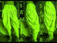 samosa salwar drafting cutting and stitching full video DIY Salwar Designs, Blouse Designs, Girls Frock Design, Frocks For Girls, Girls Pants, Dress Cuts, Pants Pattern, Suit Fashion, Indian Designer Wear