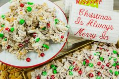 This White Christmas Mix is both delicious and simple. For more Christmas in July recipes, tune in to Home & Family weekdays at 10a/9c on Hallmark Channel!