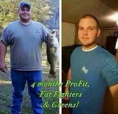 The triple threat! Amazing results!  Greens Thermofit Fat fighters text me for more info or to place an  order 717-809-8048 #bemyloyalcustomer #amazingresults #myitworks #itworks