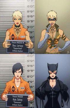 Gotham Mugshots # 2