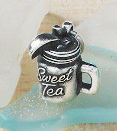 """Sweet Tea"" Charm #JamesAvery"