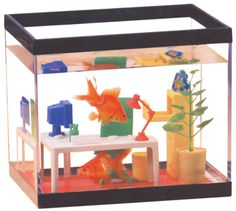 office fish tanks. Funny/Weird/Stupid Looking Fish Tanks Office