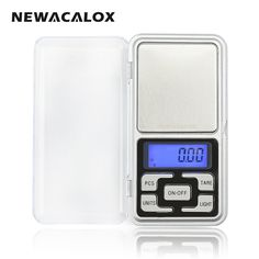 NEWACALOX 500g X 0.1g Mini Pocket Digital Scale For Gold Sterling Silver Jewelry Scales 0.1 Balance Gram Electronic Scales -  Compare Best Price for NEWACALOX 500g x 0.1g Mini Pocket Digital Scale for Gold Sterling Silver Jewelry Scales 0.1 Balance Gram Electronic Scales product. This shopping online sellers provide the best deals of finest and low cost which integrated super save shipping for NEWACALOX 500g x 0.1g Mini Pocket Digital Scale for Gold Sterling Silver Jewelry Scales 0.1 Balance…