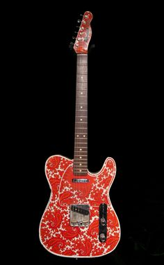 Crook Red Paisley | Brad Paisley