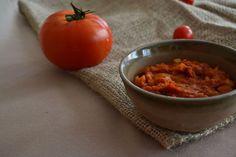 Sauce tomate épicée