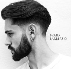(notitle) – Enes Takur – Willkommen bei Pin World Cool Hairstyles For Men, Haircuts For Men, Hair And Beard Styles, Curly Hair Styles, Gents Hair Style, Men Hair Color, Undercut Hairstyles, Pompadour Hairstyle, Men Undercut
