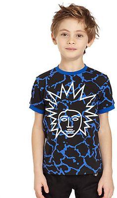 Versace Toddler's & Little Boy's Medusa Cartoon Tee on shopstyle.com