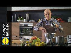 Holandská omáčka   Roman Paulus   Kuchyna Lidla - YouTube Roman, Lidl, Youtube, Food, Essen, Meals, Youtubers, Yemek, Youtube Movies