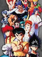 Yu Yu Hakusho 112 episodes