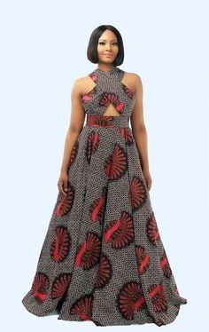 The Latest Ankara Styles You Forever Love - Sisi Couture African Print Dresses, African Dresses For Women, African Wear, African Attire, African Fashion Dresses, African Women, Fashion Outfits, African Prints, Fashion Ideas