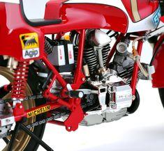 [TAMIYA] 1/12 Ducati 900 NCR Racer 