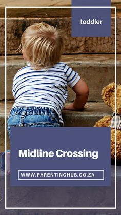 Crossing the midline is very important to a child's learning development. It's a key element to helping children flourish and learn in the classroom as they get older.