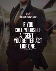 The Gentleman's Guide #132