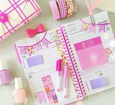 Girly Planner♡ Pinterest : ღ Kayla ღ