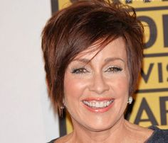 Short Haircuts for Overweight Women Over 50
