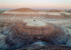 你總是在登陸之後,才發現這星球一片荒蕪 / Space Project by Vincent Fournier