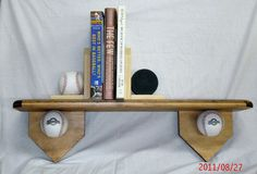 30 Brewers baseball motif shelf by Midwestclassiccrafts on Etsy, $28.95