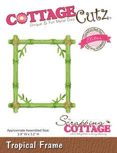 CottageCutz Tropical Frame (Elites)