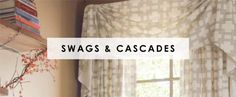 Custom Swags and Cascades