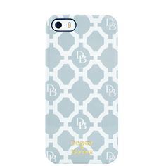 Dooney & Bourke | Sanibel Slim Phone Case | Our Sanibel Collection channels classic Palm Beach style with a breezy geometric print.