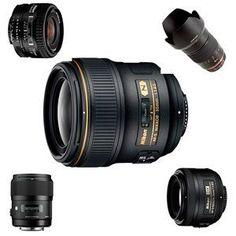 Découvrez pourquoi vous devriez utiliser un objectif de 35mm à focale fixe si vous ne le faites pas encore et quels sont les modèles pour Nikon.