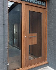 Urban Front - Contemporary front doors UK | designs e-range | ice