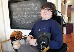 Teen Challenged Students to Look Beyond His Wheelchair - Richmond Times Dispatch #DRMD